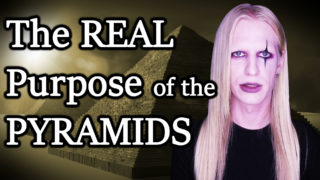 The Real Purpose of the Pyramids