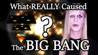 What Really Caused the Big Bang?